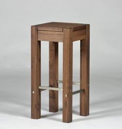 Hochtisch Stehtisch Massivholz Bartisch 80x80x110 Pinie