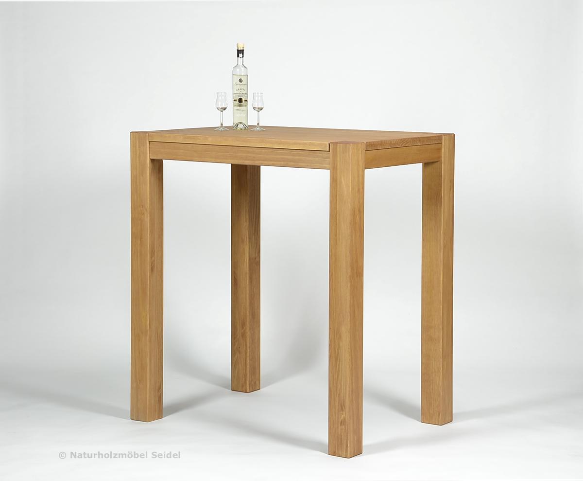 hochtisch rio bonito bartisch 100x70x110 pinie massiv honig hell. Black Bedroom Furniture Sets. Home Design Ideas
