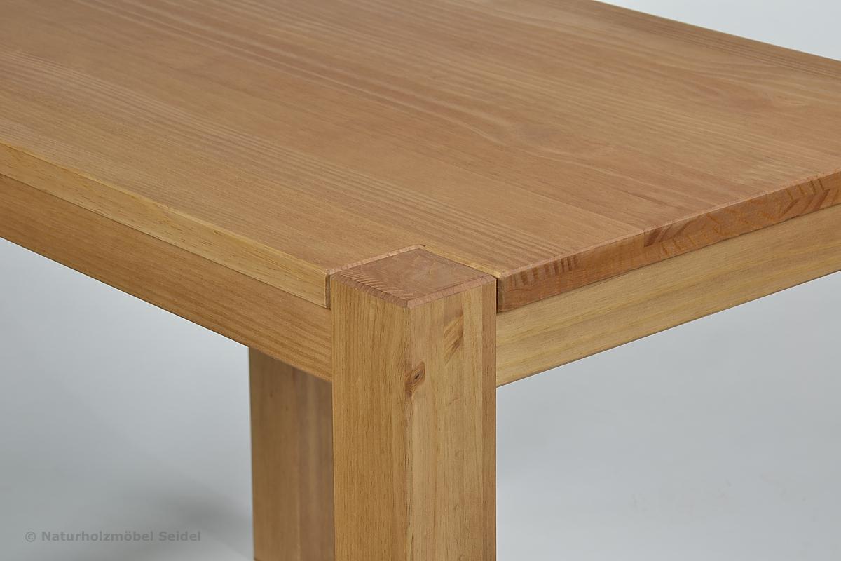 Esstisch Pinie Honig ~ Esstisch ,,Rio Bonito,, Massivholz Tisch 100x70cm Pinie, Honig hell