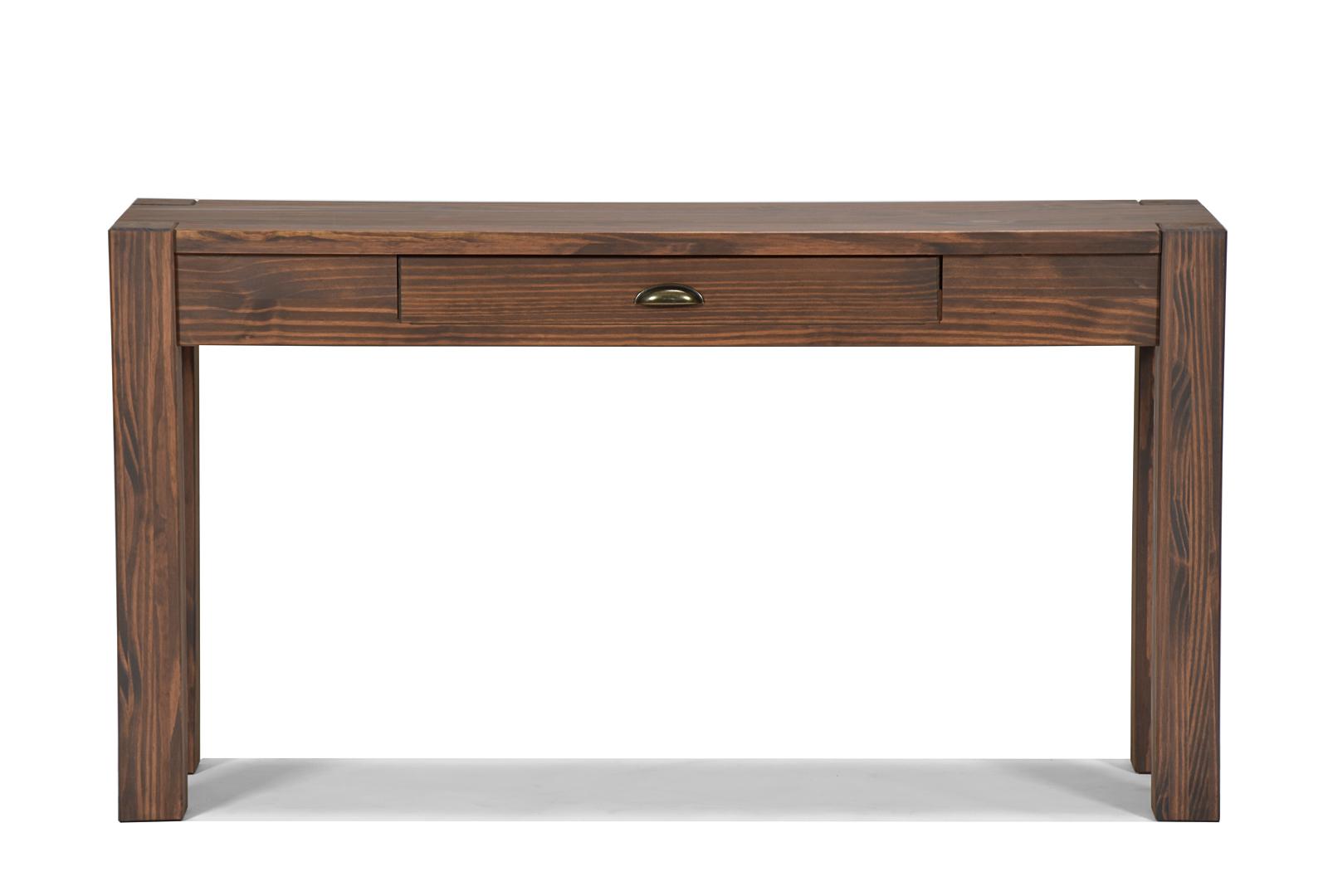 Sideboard Konsole Anrichte Schreibtisch Wandtisch Pinie massiv Cognac