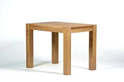 Esstisch ,,Rio Bonito,, Massivholz Tisch 100x70cm Pinie, Honig hell
