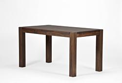 Esstisch Rio Bonito Massivholz Tisch 120x80cm Pinie Cognac braun
