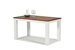 Esstisch ,,Rio Landhaus,, Tisch 120x80cm Pinie Massivholz rustikal