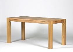 Esstisch Rio Bonito Tisch 160x80cm Massivholz Pinie, Honig hell