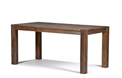 Esstisch Rio Bonito Massivholz Tisch 150x80cm Pinie Cognac braun